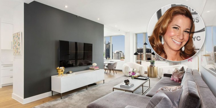 Jill Zarin is selling her luxe NYC condo