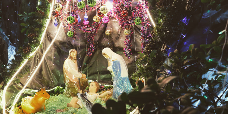 For this Jewish mom's sake, can we please put Christ back in Christmas?