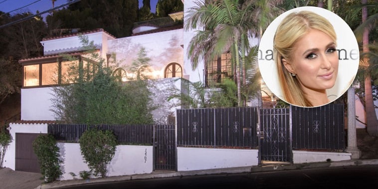 Paris Hilton's former home is for sale