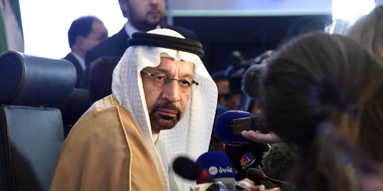 Image: ALGERIA-OPEC