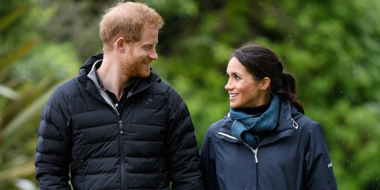 Image: The Duke And Duchess Of Sussex Visit New Zealand - Day 2