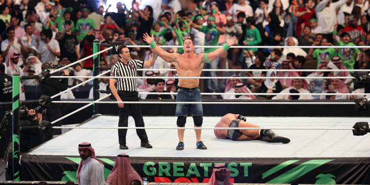 Image: Greatest Royal Rumble event