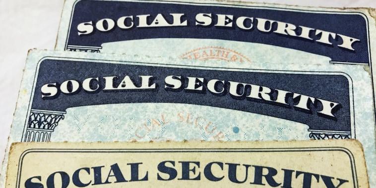 Image: Social Security card