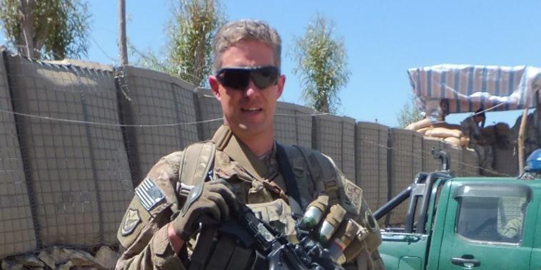 Image: Maj. Brent Taylor