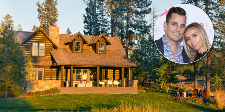 Bill and Giuliana Rancic's lake house