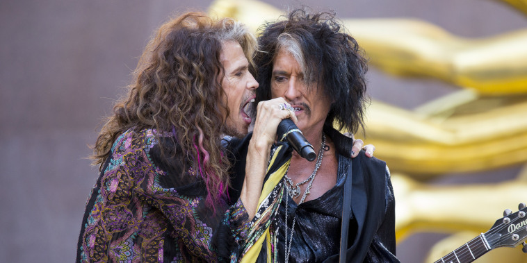 Joe Perry Aerosmith