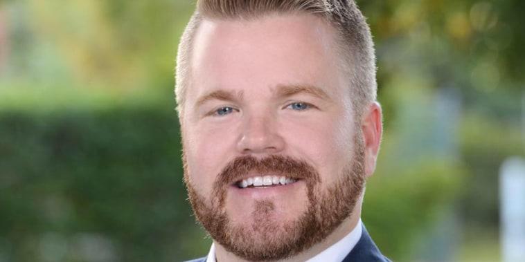Wilton Manors Mayor Justin Flippen