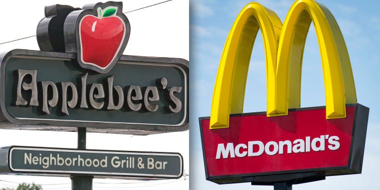restaurants open on thanksgiving 2018, Applebee's thanksgiving 2018, McDonald's thanksgiving 2018