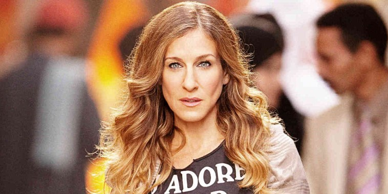 "SJP feeling like she was being held hostage when ""Sex and the City"""