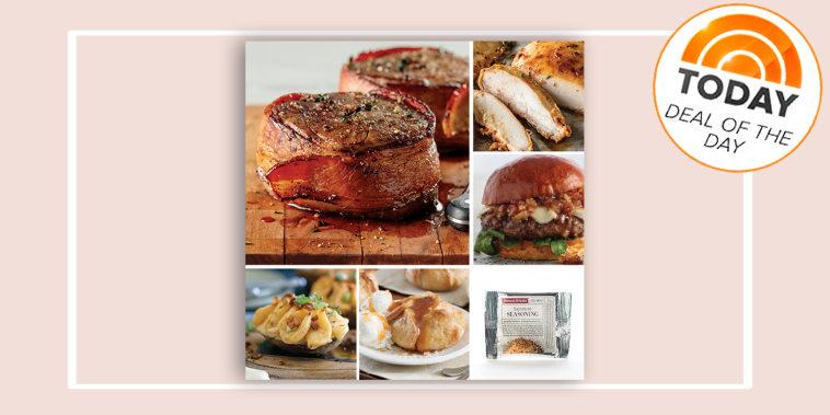 DOTD - Omaha Steaks Family Fall Gift
