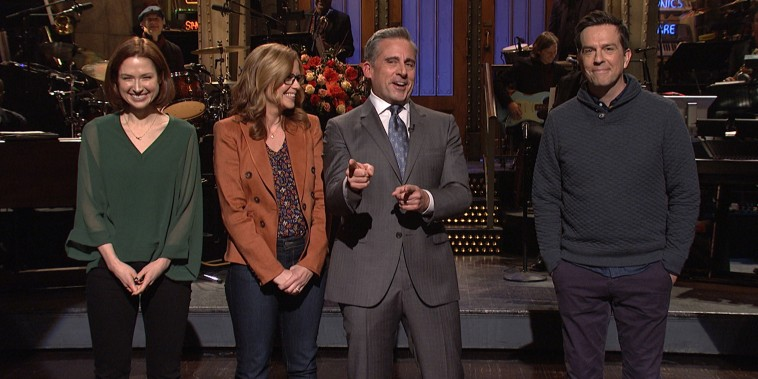 Steve Carell SNL host