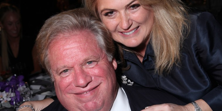 Image: Elliott and Robin Broidy