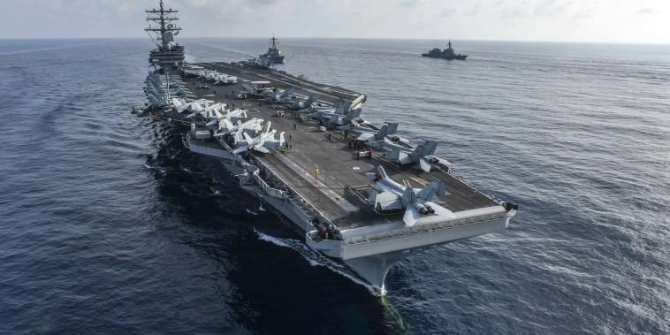 Image: USS Ronald Reagan