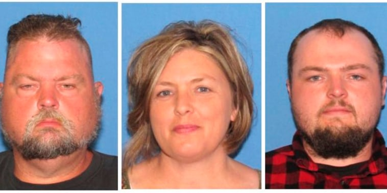 Image: Ohio Family Suspects