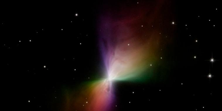 The Boomerang Nebula