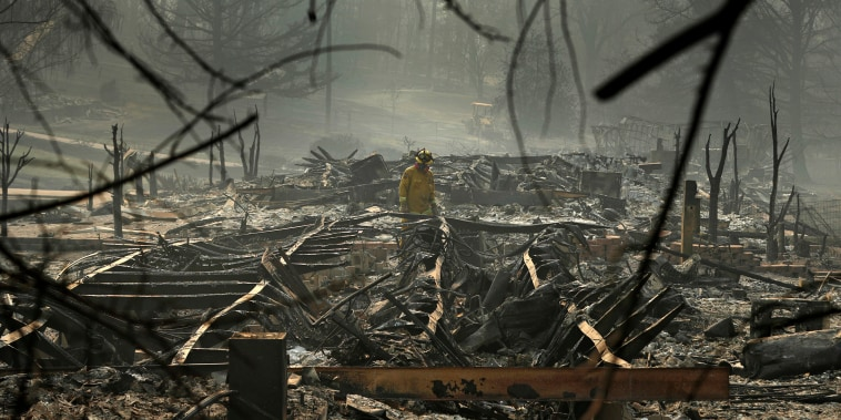 Image: Camp Fire Aftermath