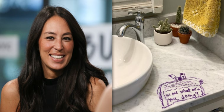 Joanna Gaines and Instagram