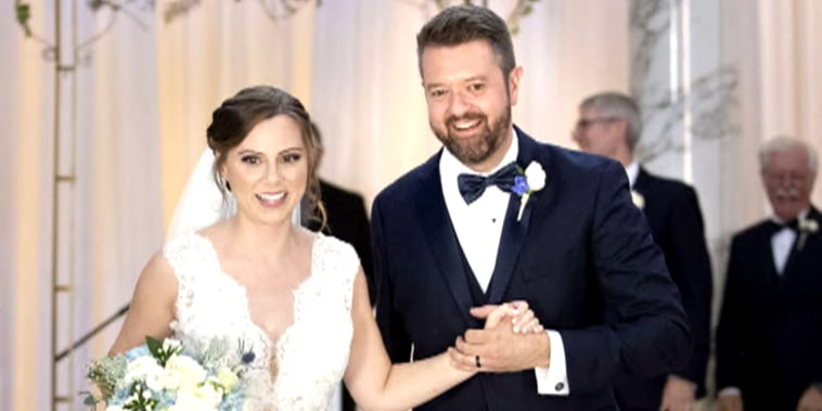 St Jude cancer survivors get married years later at the center