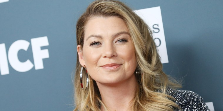 Ellen Pompeo called out the lack of diversity on set during an interview.