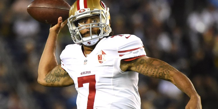 Image: San Francisco 49ers v San Diego Chargers