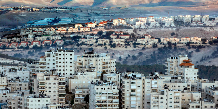 Image: Israeli Settlement, West Bank, Maale Adumim