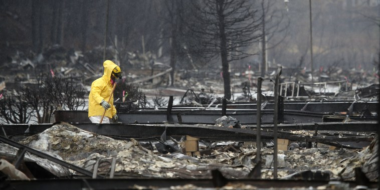 Image: Paradise, California Continues Recovery Efforts From The Devastating Camp Fire