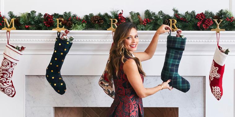 Vanessa Lachey Christmas Decor