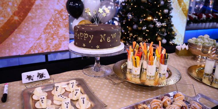 Alejandra Ramos New Year's Eve