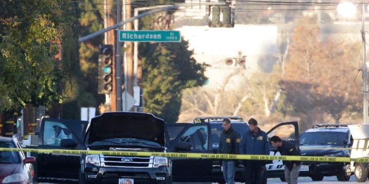 San Bernardino Shooting | NBC News