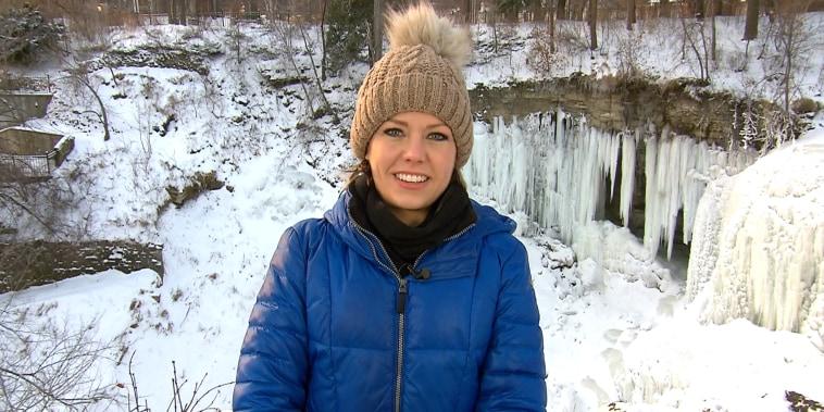 Dylan Dreyer's tips for surviving cold weather