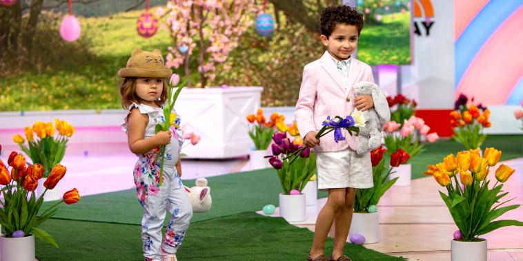 Kids Easter Fashion
