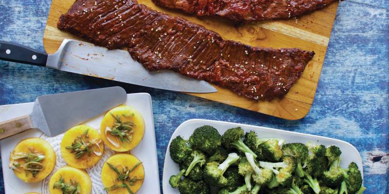 Hero Dinners Goujujang Skirt Steak