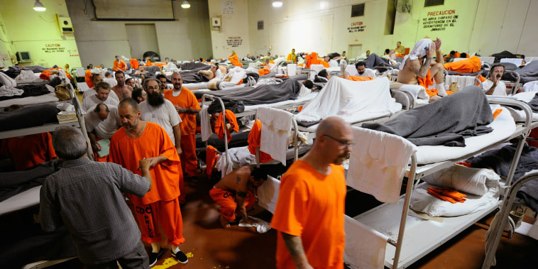 Image: Supreme Court To Rule On California's Overcrowded Prisons