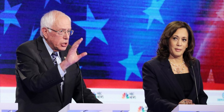 Image: Democratic Presidential Candidates Participate In First Debate Of 2020 Election Over Two Nights