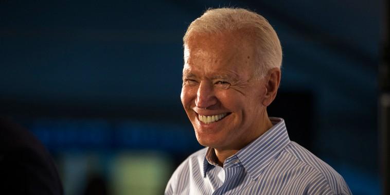 Image: Joe Biden Visits NH
