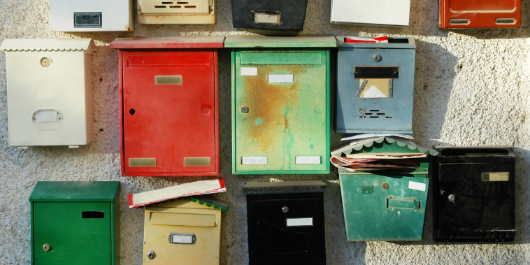 Image: Mailboxes