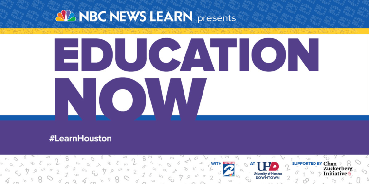 NBC News Learn presents Education Now Houston
