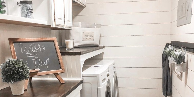 You don't need Joanna Gaines to get the shiplap look!