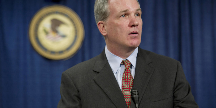 United States Attorney In Chicago Patrick J. Fitzgerald To Step Down