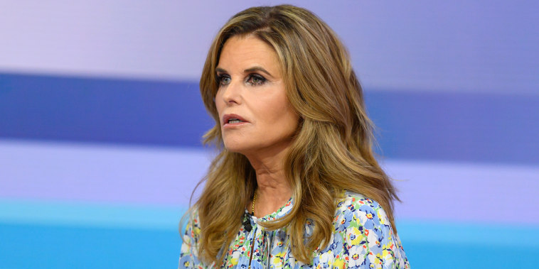 Maria Shriver opens up about grief in powerful essay