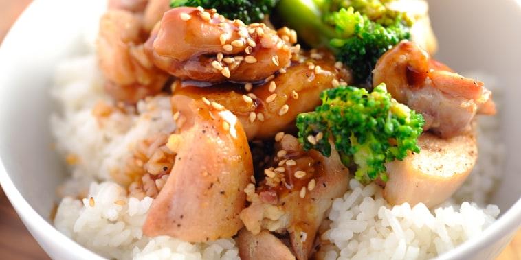 Image: Chicken teriyaki