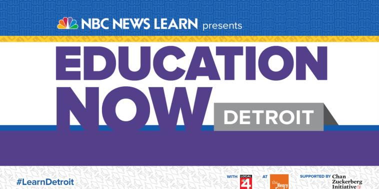 NBC Learn - Education Now Detroit