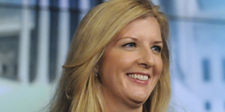"""Kathy Ruemmler, former White House Counsel, appears on \""""Meet the Press\"""" in Washington on June 29, 2014."""