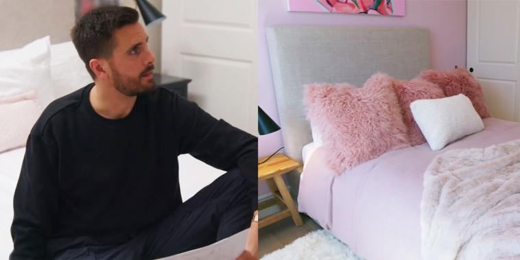 Scott Disick spent $20,000 renovating his daughter's room.