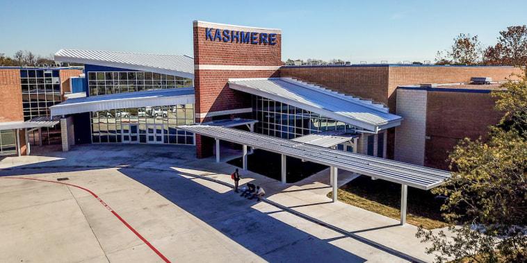 Image: Kashmere High School