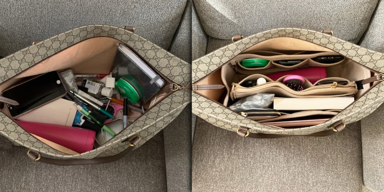 This purse organizer is under $30 on Amazon.