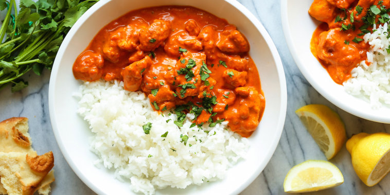 This homemade chicken tikka masala cooks up faster than you can order delivery.