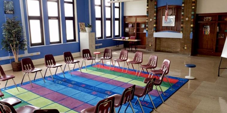 Image: The Detroit Hope Academy.
