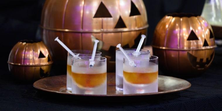 BILLY DEC: Eye Candy Cocktail + Witches' Brew + Vampire Elixir