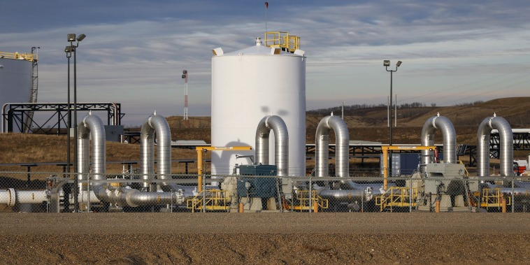 Image: Keystone pipeline